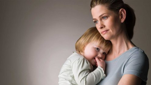 When anxiety and depression in new mothers could be Complex PTSD