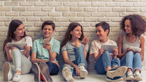 Tuning in to Teens – Online